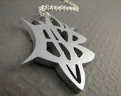 Slayer Necklace BVS in Silver Color