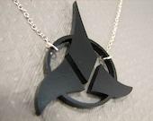 Klingon Necklace Science Fiction Necklace