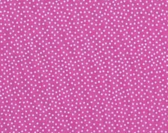 Michael Miller MM Orchid Garden Pindot Pin Dot Fabric