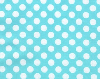Michael Miller Ocean Ta Dot Fabric 1 YD last yard