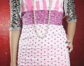Hello Kitty High Waist Skirt