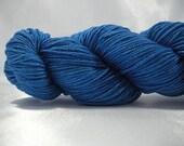 Seda DK - Silk/Merino DK  - Cerulean