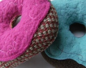 Squeaky Doughnuts for Dogs