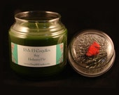 Balsam Fir Scented 16oz Soy Jar Candle