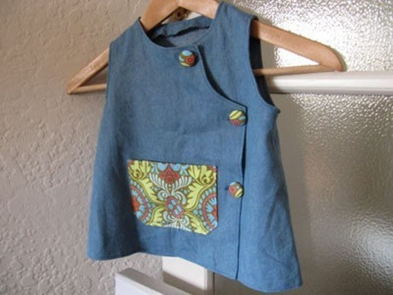 Top/tunic PDF Sewing Email Pattern
