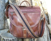 Georgetown Leather Designs Travel Bag