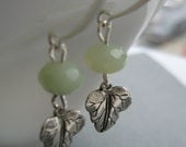 20% off any order Order Silver Leaves