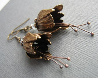 Tulip Earrings