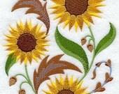 Reserved for Marlene - Sunflower Bag