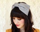 Miss Charlotte - Turban Bow Headband