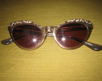 Original 50s Cat Eye Sunglasses