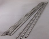 3\32 x 10 inch stainless steel mandrels