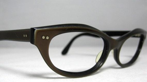 Vintage Eyeglasses Sunglasses Frames. Ray Ban Vintage 60s Cat Eye
