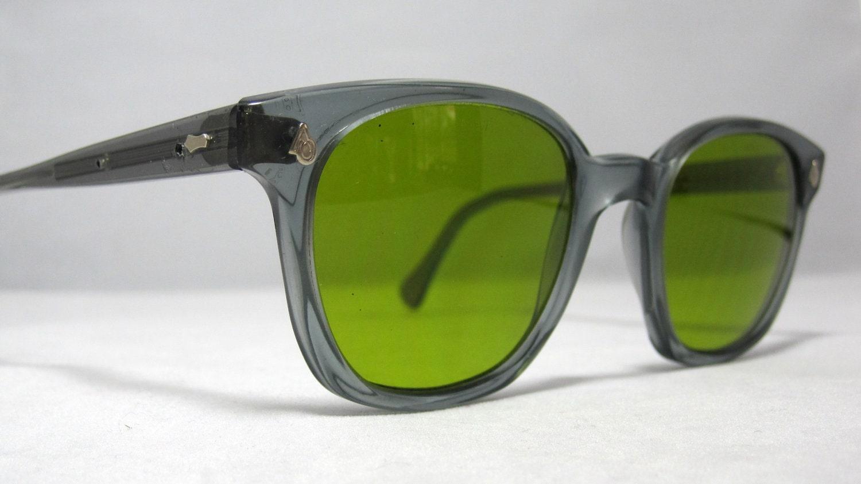 mens vintage eyeglasses frames american by