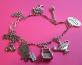 Latter Day Saint - Relief Society Charm Bracelet