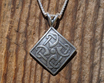 Celtic Love Knot Design Pendant