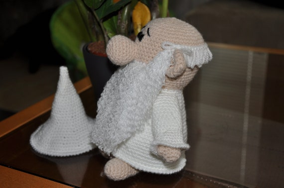 Little Santa - PDF crochet pattern