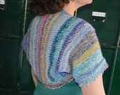 Knitting pattern : shrug - cowl - scarf