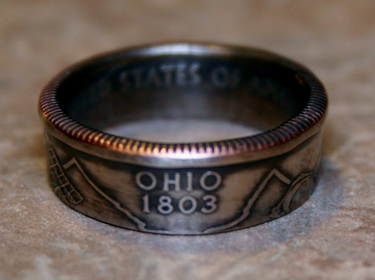 state coin rings