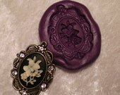 Butterfly, cameo  , flexible silicone mold, polymer clay mold, resin mold, food mold, soap mold, handmade mold by proudlittlepixie