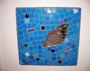 Sea Shell Mirror 2
