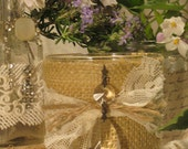 Lovely Scented Soy Wax Candle
