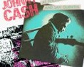 Johnny Cash - At San Quentin and Folson's Prison Live  - Excellent Plus condition