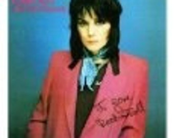 Joan Jett and the Blackhearts - I love Rock n Roll -Original Edition - Vintage Vinyl record LP in Excellent Plus Condition