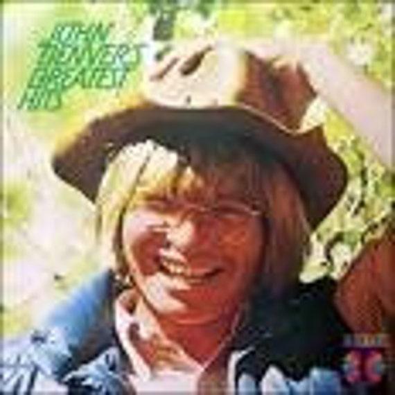 John Denver Vinyl On Sale  - Greatest Hits - Vinyl Record in Near Mint Condition.