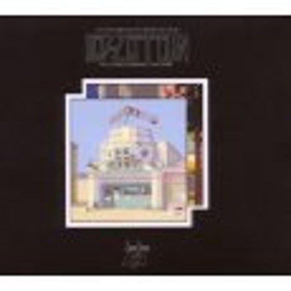 Led Zeppelin -  Song Remains the Same  - Original First Edition - Vintage Vinyl Record in Excellent Plus Condiion