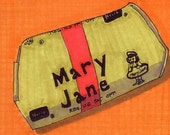 Mary Jane Candy-5x7 inch Print from Original Illustration