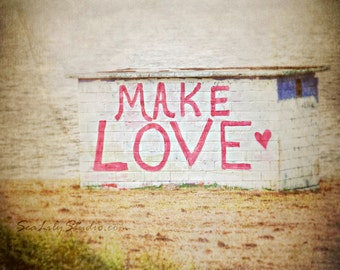Love Shack : beach photography love valentine maui hawaii sand ocean home decor 8x10 11x14 16x20 20x24 24x30
