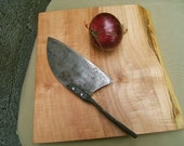 Tough Guy Cutting Board, Extra Thick with a Natural Wood Edge 201
