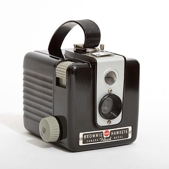 Kodak Brownie Hawkeye Extra Clean
