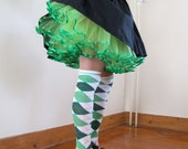 Wearing of the Green - Small - Tulle Crinoline