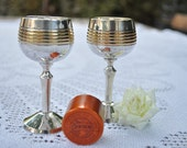Romantic French Drinking Vessels