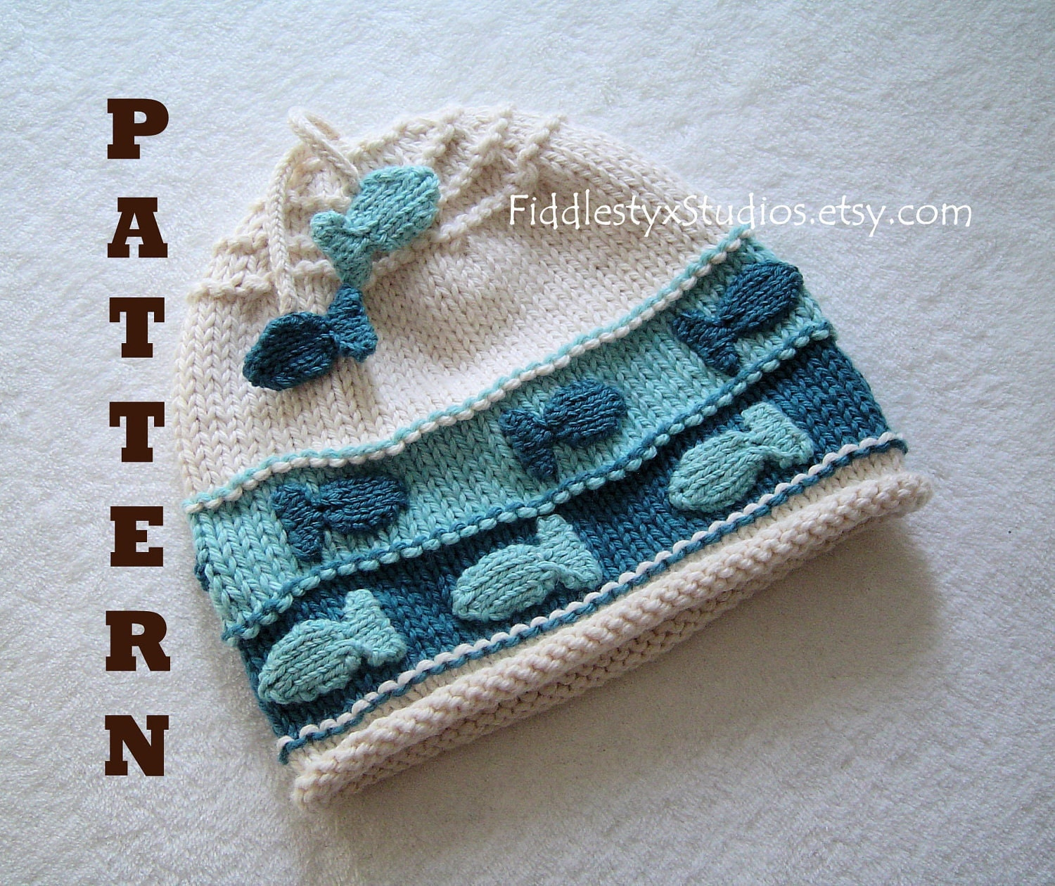 Childs Hat Knitting Pattern Patterns Gallery