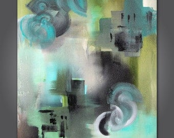 Open Windows  Original Abstract painting