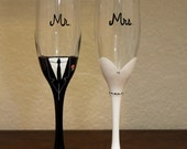 Mr. and Mrs. Wedding Bling