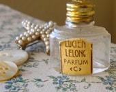 Lucien Lelong Parfum Miniature Perfume Bottle