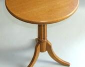 oak table ooak