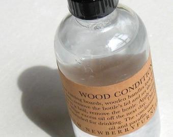 cutting board wood conditioner