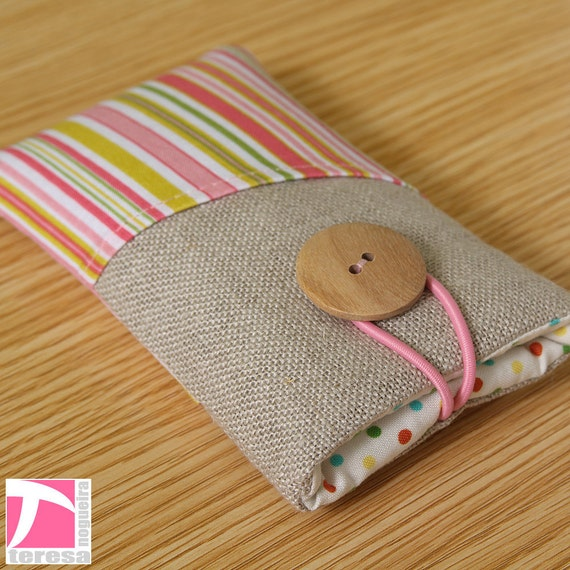 Iphone 4 pouch ipod sleeve cell phone case for Mobile case diy