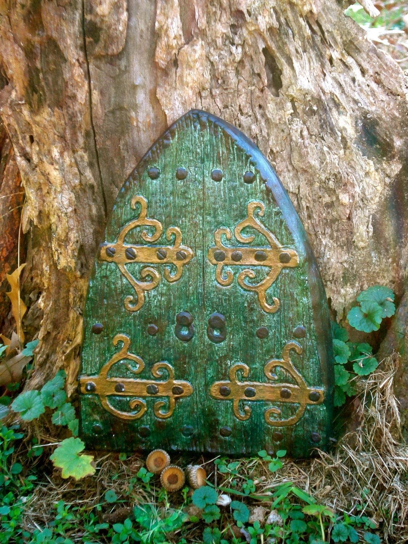 Large Fairy Door Set Fairy Garden Kit Garden By