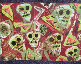 Skull Tribunal collage