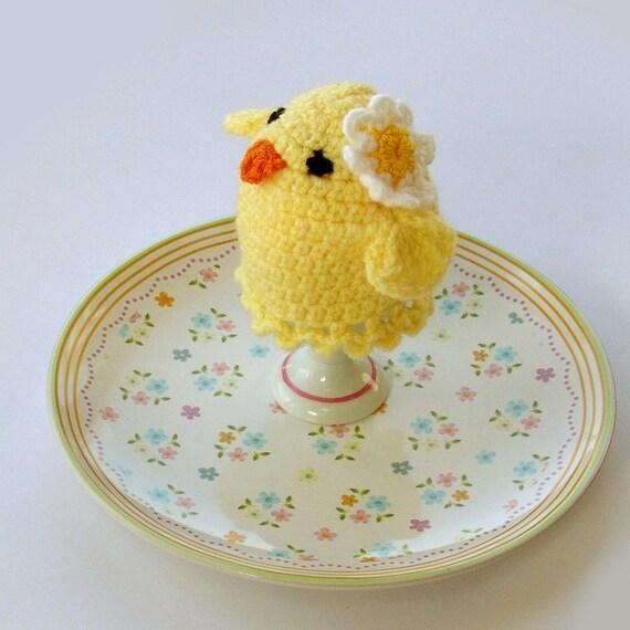 Egg Cozy - Egg Warmer - Easter - crochet gift