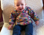 Baby Girl's Sweater