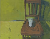 Chair with Glass of Milk No. 522