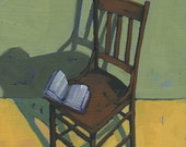 Chair with Book No. 523