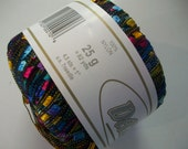 Dazzle Ladder Ribbon Yarn Color Jewels